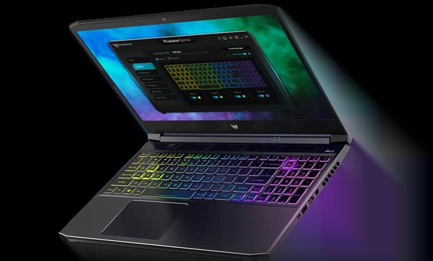 Acer Predator Helios 300  Best Laptop for Ableton