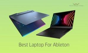 Best Laptop For Ableton