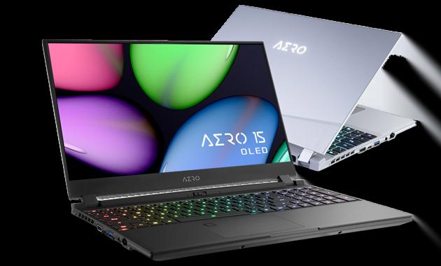 GIGABYTE AERO 15 OLED Best Laptop for Ableton