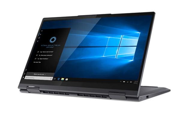 Lenovo Yoga 7i Best Laptop For Content Creators