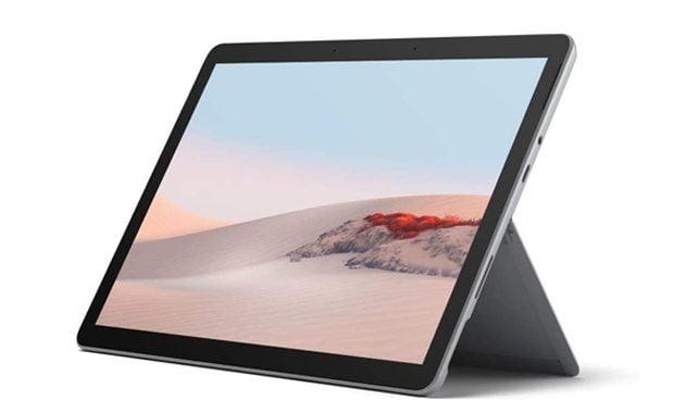 Microsoft Surface Go 2 Best Laptop for Veterinary School