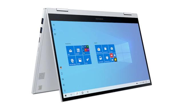 Samsung Galaxy Book Flex Alpha 13.3 Best Laptop For Content Creators